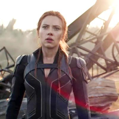 Black Widow 2020 Jacket