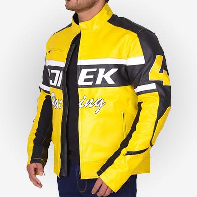 Dead Rising 2 Chuck Greene Yellow Jacket