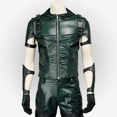 Arrow Season 4 Green Vest