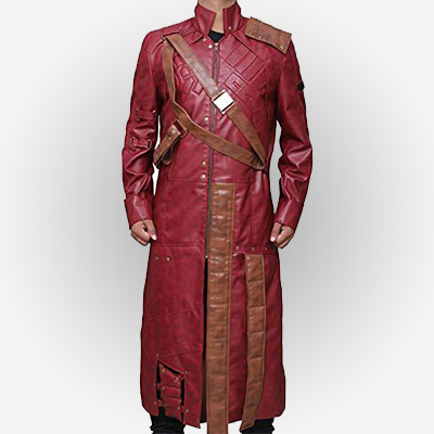 Guardians of the Galaxy Star Lord Coat