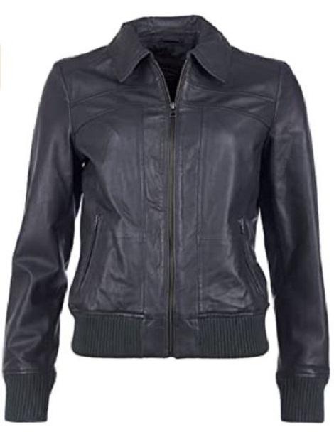 JCC Classic Model Black Jacket