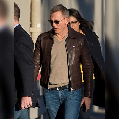 James Bond Skyfall Jacket