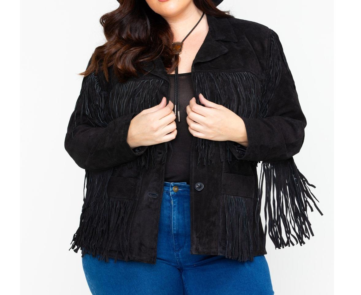 Women's Liberty Wear Fringe Jacket