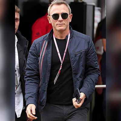 No Time to Die James Bond Cotton Jacket