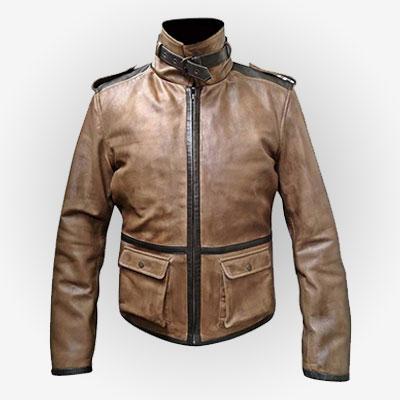 Red Hood Injustice 2 Leather Jacket