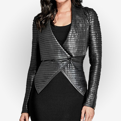 Riverdale Cheryl Blossom Black Jacket