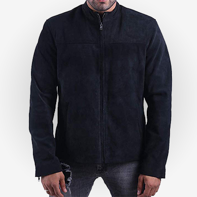 Tom Cruise Mission Impossible 6 Suede Leather Jacket