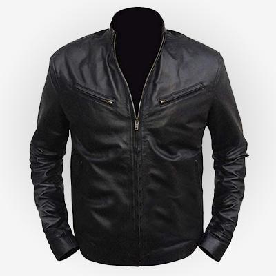 Fast & Furious 6 Vin Diesel Leather Jacket
