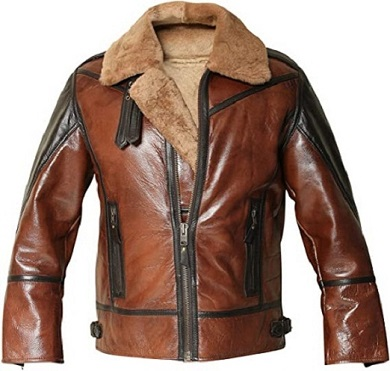 world war ii aviator jacket