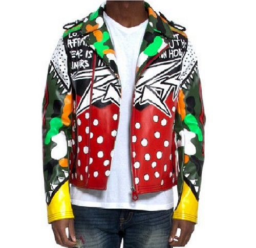 ronn bass leather jacket