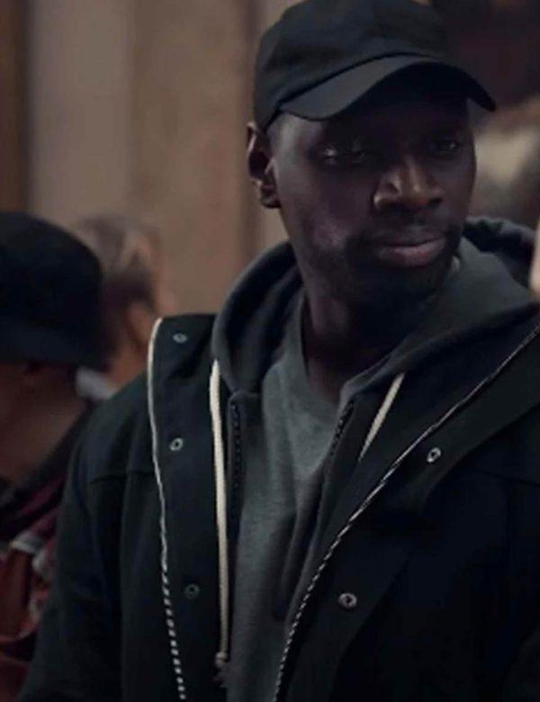 Lupin Assane Diop Jacket