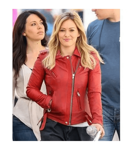Kelsey-Peters-Younger-Hilary-Duff-Leather-Jacket