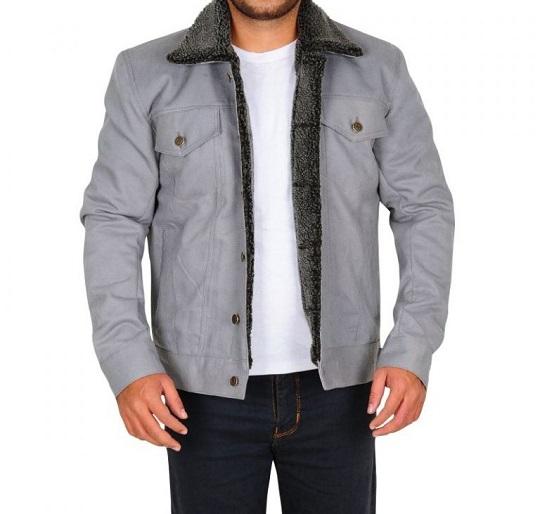Riverdale Jughead Jones (Cole Sprouse) Fur Collar Jacket