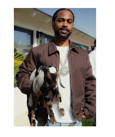 Big Sean Brown Jacket