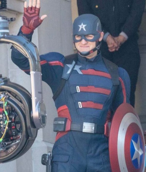 The Falcon and the Winter Soldier Captain America Jacket