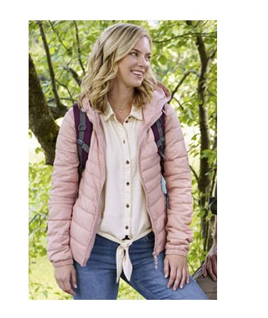 Chasing Waterfalls 2021 Cindy Busby Jacket