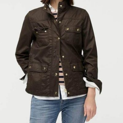 Good Girls Beth Boland Cotton Jacket