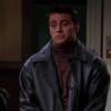 Friends Joey Tribbiani Matt LeBlanc Leather Jacket