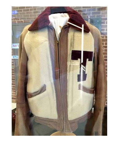 John Kimbrough Letterman Jacket