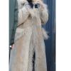 Kylie Jenner Fringe Fur Coat