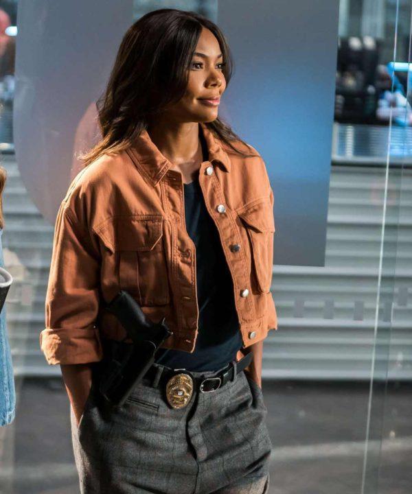 L.A.'s Finest Sydney Burnett Denim Jacket