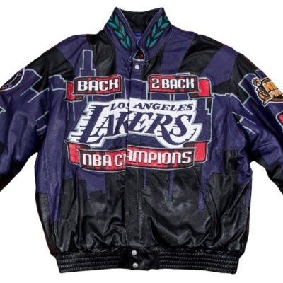Lakers 2001 Championship Jacket