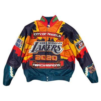 Lakers 2020 Nba Championship Jacket