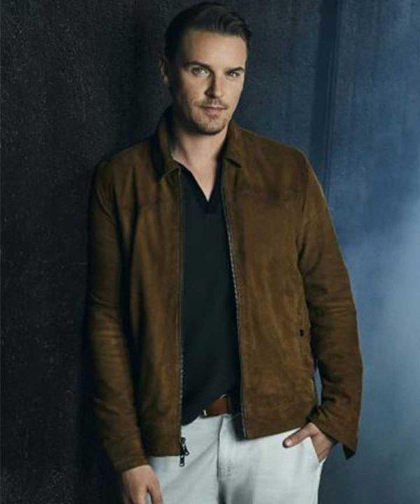 Nancy Drew Ryan Hudson Leather Jacket