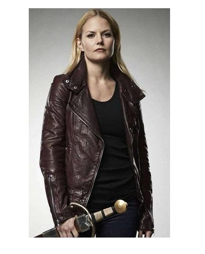 Once Upon A Time Season 4 Emma Swan Leather Jacket