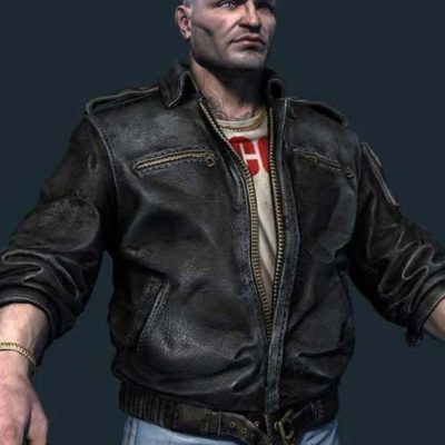 S.T.A.L.K.E.R. 2 Trader Leather Jacket