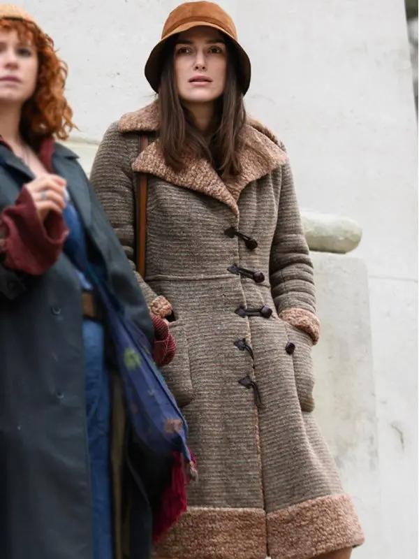 Misbehavior Sally Alexander Trench Coat