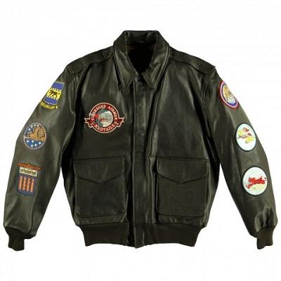 Tuskegee Airmen A-2 Jacket