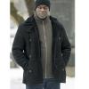 Dembe Zuma The Blacklist Shearling Jacket