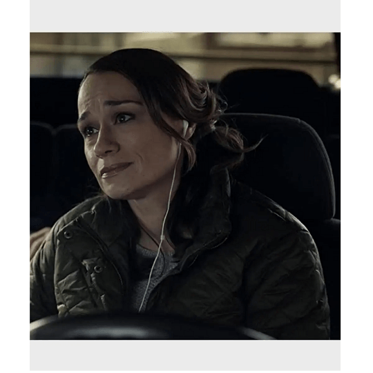 The Equalizer 2021 Lianne Marie Dobbs Jacket
