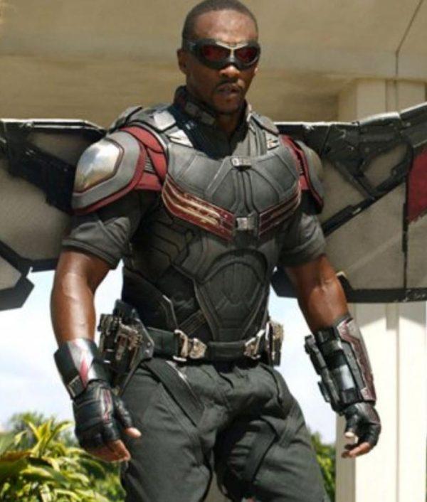 The Falcon And The Winter Soldier Falcon Vest