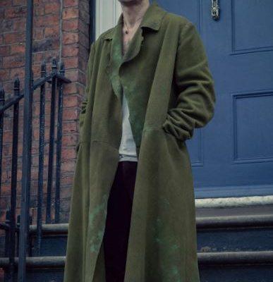The Irregulars Henry Lloyd-Hughes Green Coat