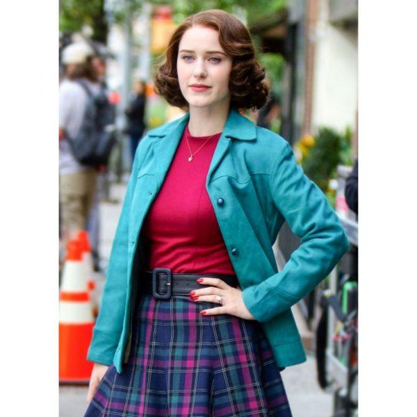 The Marvelous Mrs Maisel Rachel Brosnahan Jacket.