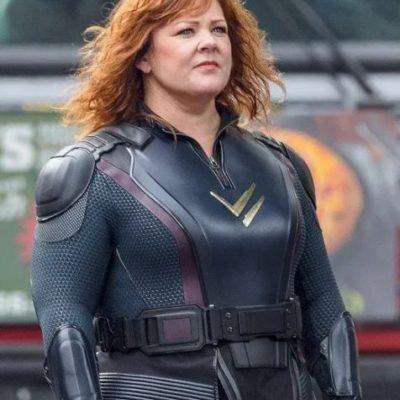 Thunder Force Melissa Mccarthy Jacket