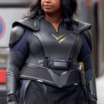 Thunder Force Octavia Spencer Jacket