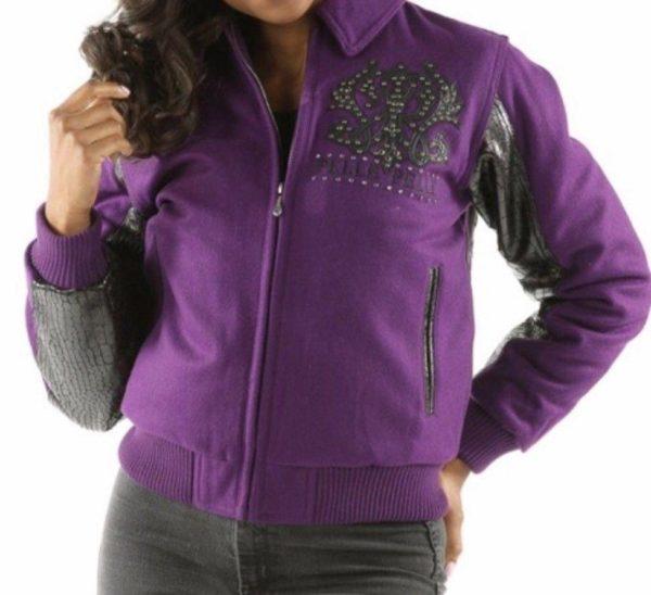 Women's Pelle Pelle Wool Forever Flawless Jacket