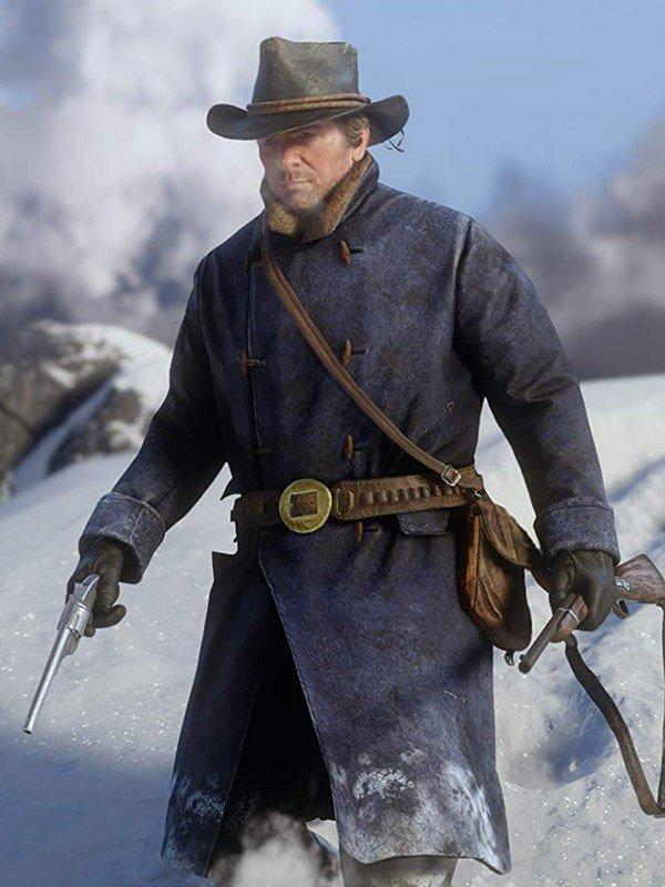 Arthur Morgan Red Dead Redemption Coat