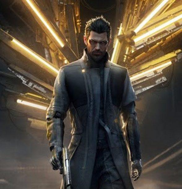Deus Ex Mankind Divided Video Game Adam Jensen Trench Coat