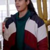 Chicago Fire S09 Colorblock Puffer Jacket