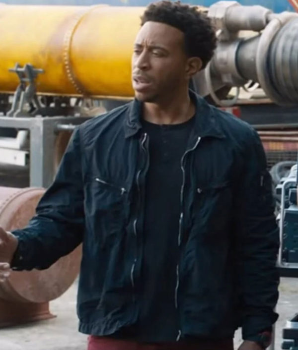 Fast and Furious 9 Ludacris Black Jacket