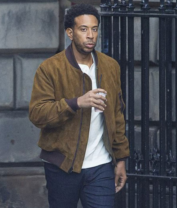Fast and Furious 9 Ludacris Suede Leather Jacket