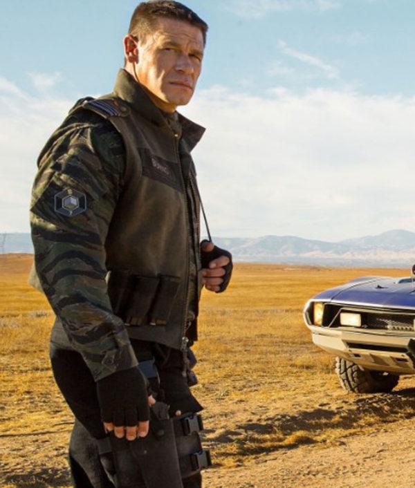 John Cena Fast and Furious 9 Vest