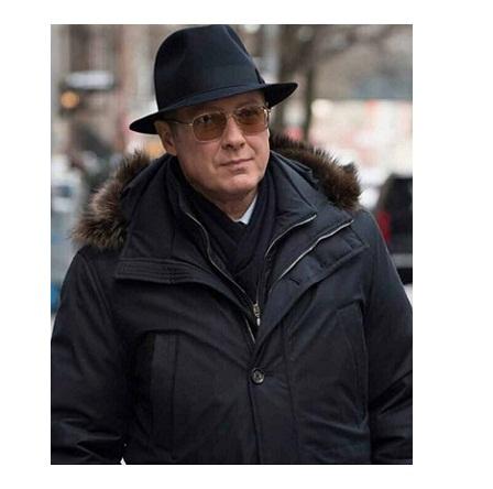 The Blacklist James Spader Black Coat