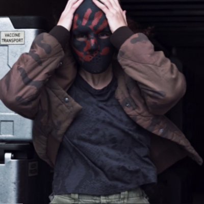 The Falcon And The Winter Soldier Erin Kellyman Bomber Jacket