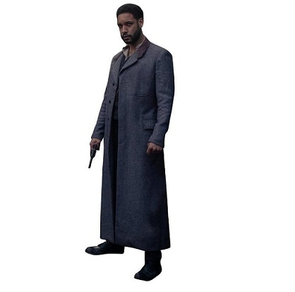 The Irregulars John Watson Coat