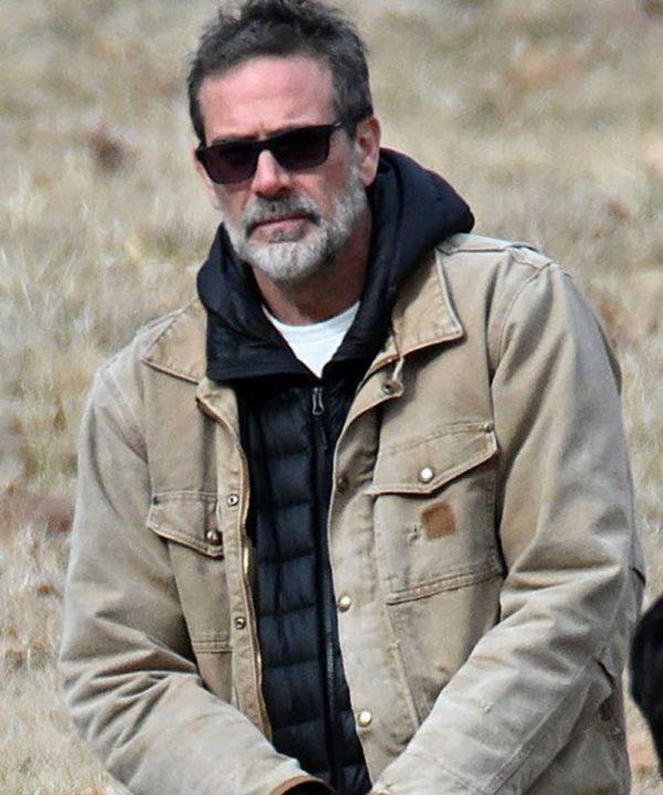 The Unholy Jeffrey Dean Morgan Jacket